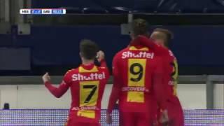 Goal Leon de Kogel / sc Heerenveen - Go Ahead Eagles (2016/2017)