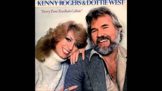 Kenny Rogers&Dottie West - Anyone Who Isn't Me Tonight