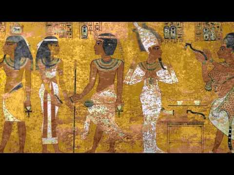 Неужели нашли гробницу царицы Нефертити!!!