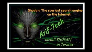 ATSCAN in Termux [noroot] Advanced Search / Dork / Mass Exploitation