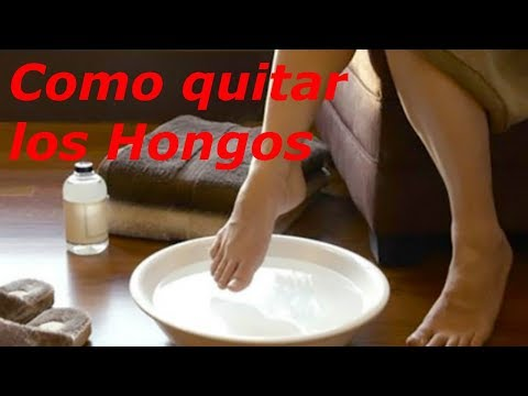 Los métodos públicos del tratamiento del hongo de los pies