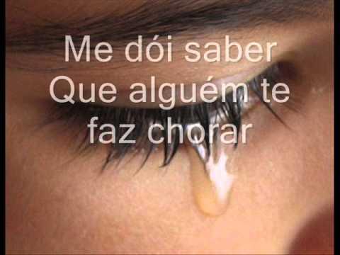 Não chora cover