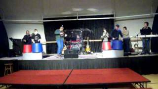 The Noise We Make by Chris Tomlin performed Nick Bullard and The Ridge praise band