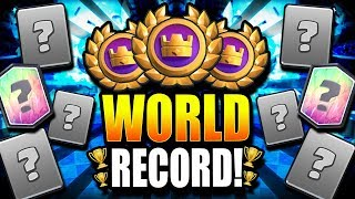 1ST PLACE IN THE WORLD!! INSANE '90 WINS' BEST DECK after UPDATE!