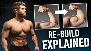 How To Re-Build Muscle After A Training Break