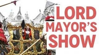 Lord Mayor's Show London, London England UK