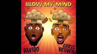 Davido X Chris Brown   Blow My Mind Instrumental Beat