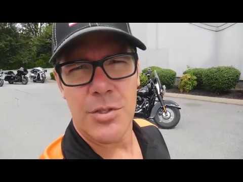 2019 Harley-Davidson Softail Heritage Classic at Bumpus H-D of Murfreesboro