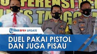 Tak Terima Disalip Pengendara Mobil di Lampung Duel Pakai Pisau dan Pistol, 1 Orang Dinyatakan Tewas