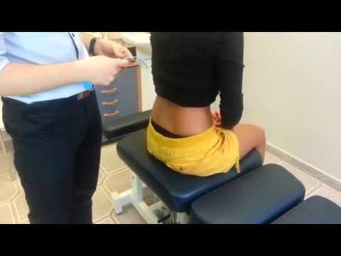 Ćwiczenia przeciwwskazany u przepuklina kręgosłupa szyjnego