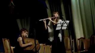Дуэт бандура и флейта