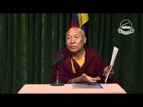 The Heart Sutra Of  The Transcendent Knowledge Day 05