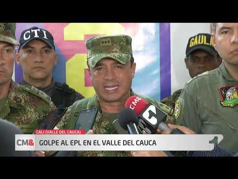 Dos muertos y dos heridos deja operacion contra presuntos integrantes del EPL en Valle