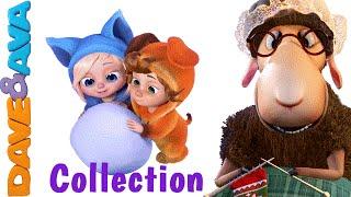 Baa Baa Black Sheep   Christmas Nursery Rhymes Collection   Baa Baa Black Sheep from Dave and Ava