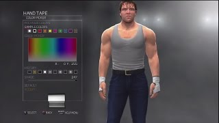 WWE 2K17 Superstar Threads Dean Ambrose x3
