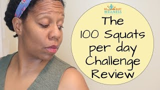 100 Squats A Day For 30 Days | Challenge