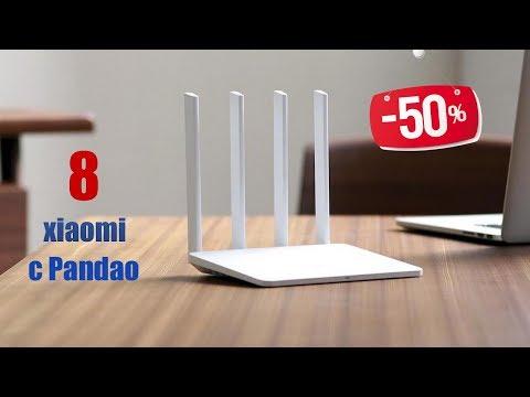 САМЫЕ популярные товары XIAOMI с PANDAO