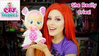 REAL TEARS! NEW Cry Baby Dolls by IMC Toys