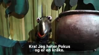 Møt Hokus og Pokus // Pulverheksa og vennene hennes