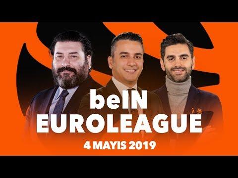 beIN EUROLEAGUE | 4 Mayıs | Anadolu Efes Final Four'da | Sezon Ödülleri