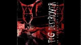 Pig Destroyer - Alcatraz Metaphors