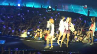 [FanDVD] 120707 WonderGirls 이바보 (Wonder World Tour in Seoul 2012)