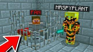 JEG ER BLEVET EN SIKKERHEDSVAGT!? Minecraft Prison #3