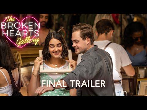Video trailer för THE BROKEN HEARTS GALLERY – Final Trailer (HD)