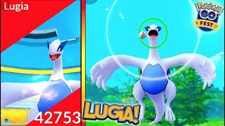 Download Youtube: LEGENDARY LUGIA RAID IN POKÉMON GO! MY FIRST LEGENDARY IN POKÉMON GO!
