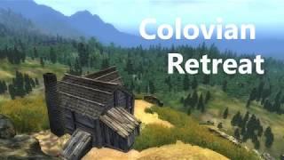 Colovian Retreat - Player Home Mod