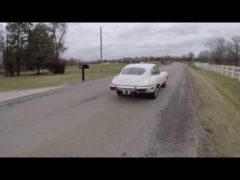 Video of Classic '71 E-Type located in Tennessee - $54,500.00 - OBGE