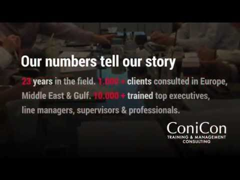 Conicon Training & management Consulting - YouTube