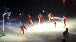 High School Musical Ice Tour Manila  - Get'cha Head In The Game