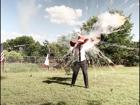 Fireworks Safety Video by Bryan Wilson, the Texas Law Hawk