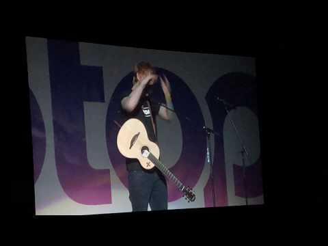 99.7 NOW Poptopia - Ed Sheeran - Shape of You Live - San Jose, CA - [HD]