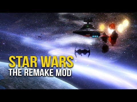 Star Wars Empire at War Remake Mod - Testing Steam Version