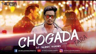 Chogada Tara (Remix) - DJ Nilesh Kurrey | Visual - Arnav Roy | Navratri Special | Loveratri