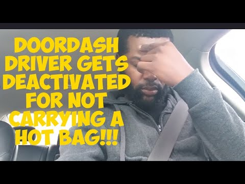 Download What To Do If Doordash Deactivates You Video 3GP Mp4 FLV HD