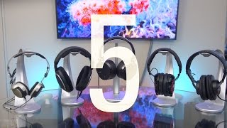 My Top 5 Favorite Headphones 4.0!