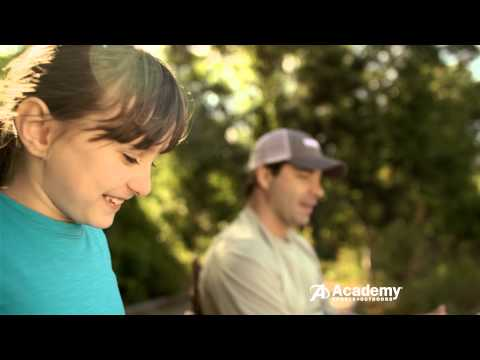 Academy Sports + Outdoors Commercial (2015) (Television Commercial)