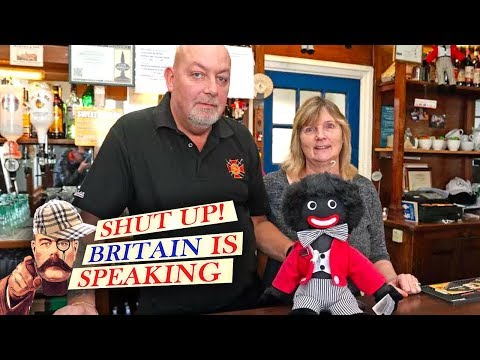 Worst Online Comments On Golliwogs - Shut Up, Britain Is Speaking Mp3