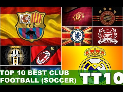 TOP 10 Best Football (Soccer) Clubs in the World 2016
