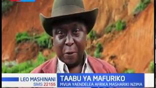 Taabu ya Mafuriko: Familia zapoteza makao baada ya mto Turasha kuvunja kingo