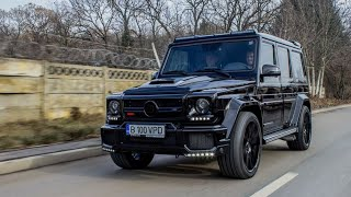 Review - Brabus G700