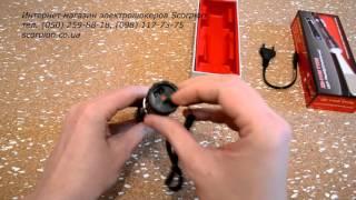 Электрошокер Barracuda ZZ 1168 Police Обзор - scorpion.co.ua