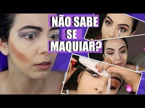 Aprenda a se maquiar!
