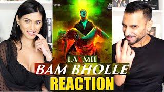 BAMBHOLLE - Laxmii | Akshay Kumar | REACTION & REVIEW!!