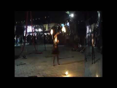 Espectáculo de Fuego y Aéreos
