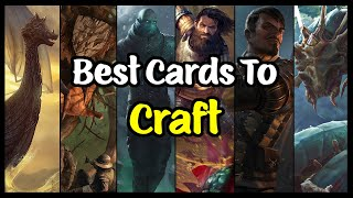 [Gwent] The Top Cards To Craft For Every Faction! (Post Android Release)