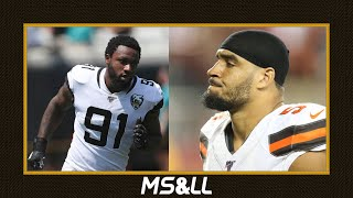 Olivier Vernon vs. Yannick Ngakoue, the Perfect Fit for the Browns at Defensive End - MS&LL 8/6/20